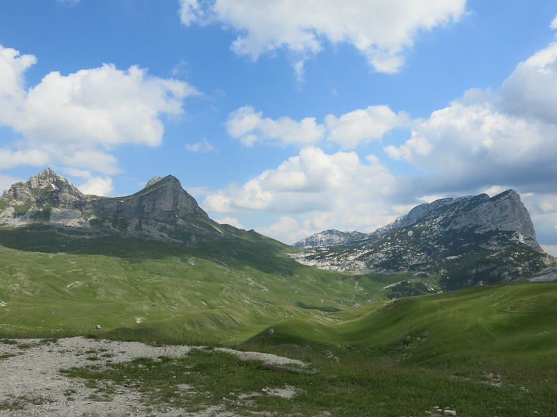 Impressive views over Durmitor National Park