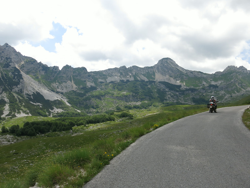 On to Durmitor!