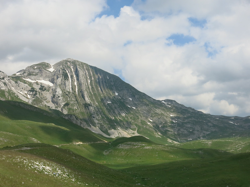 Signature view of Durmitor