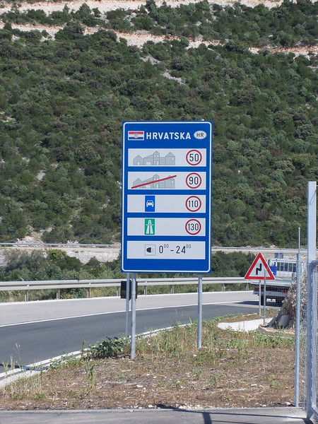 Border crossing no. 10: Croatia again