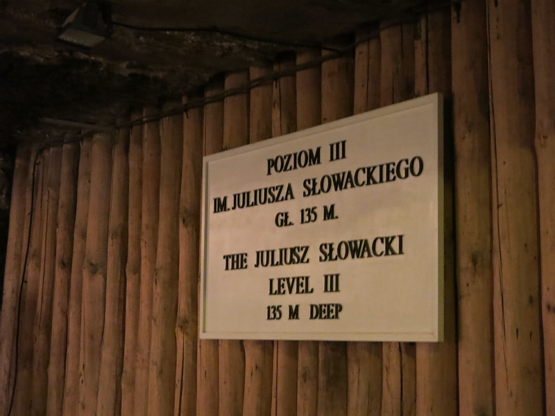 Level 3 of the Wieliczka Salt Mine