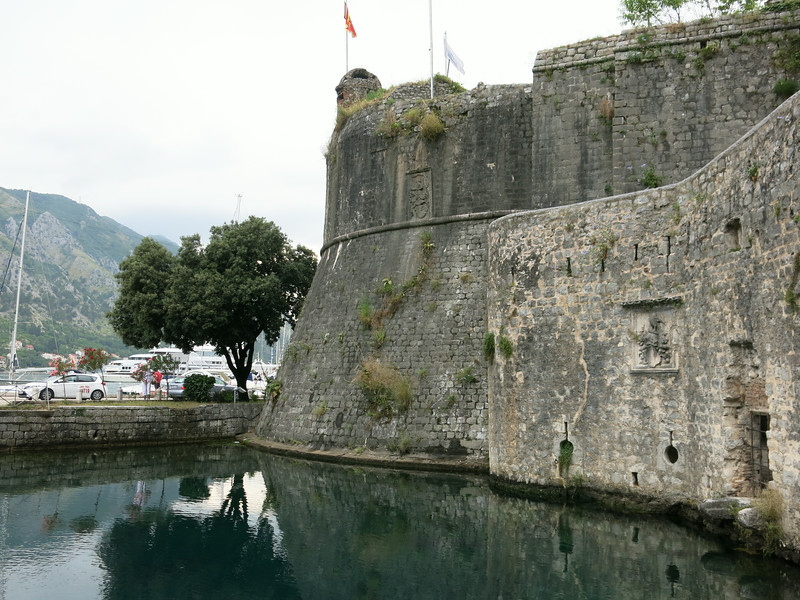 The port of Kotor