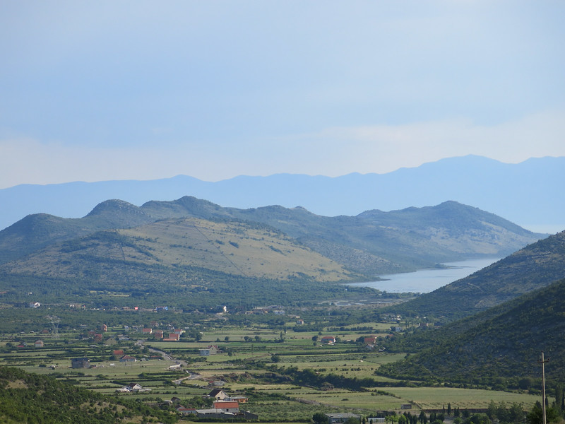 Views on Lake Shkodra