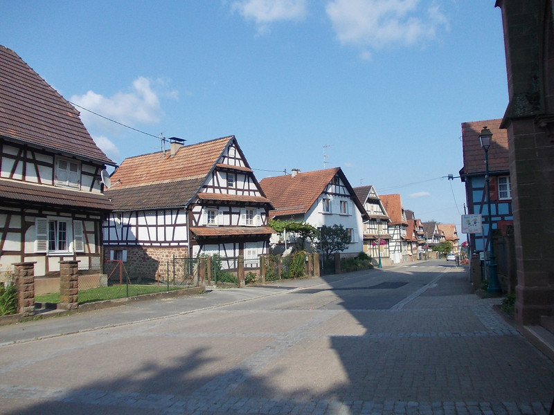 Typical village