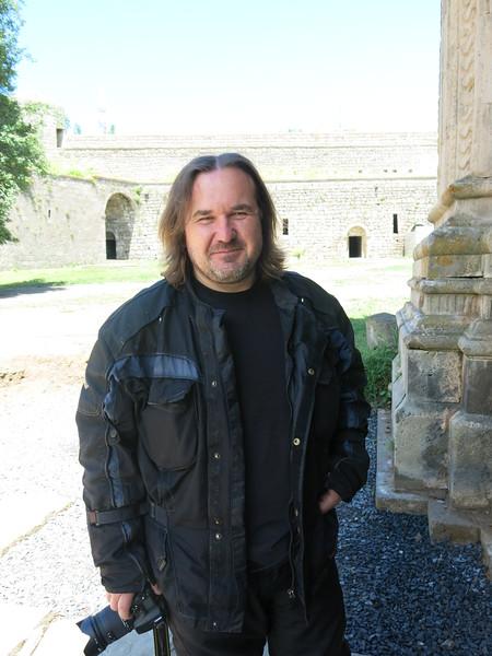 Martin from Slovenia