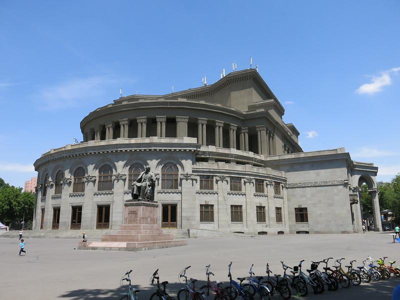 Opera House in Yerevan