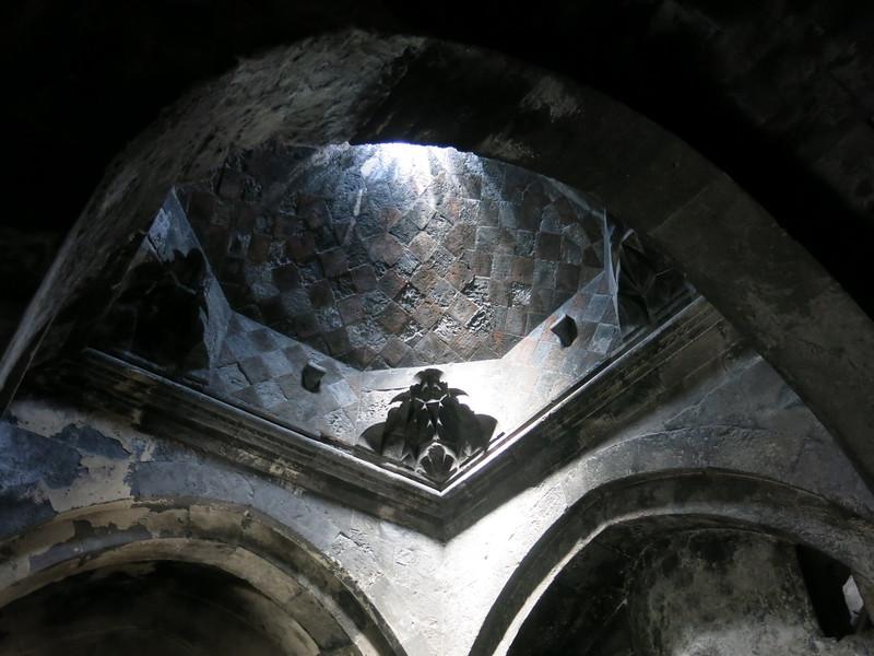 Inside Hayravank Monastery