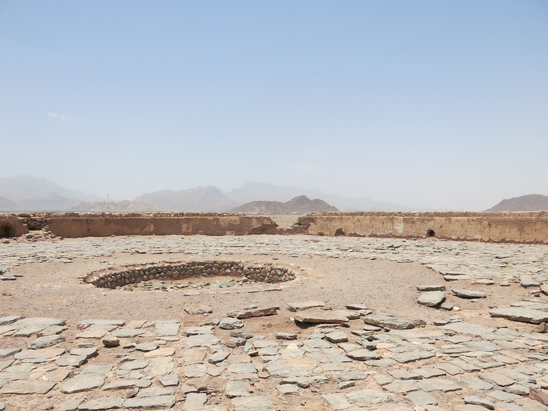 Holy funeral ground for Zoroastrian believers