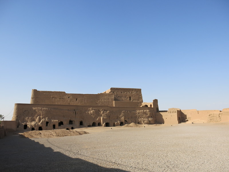 Meybod citadel