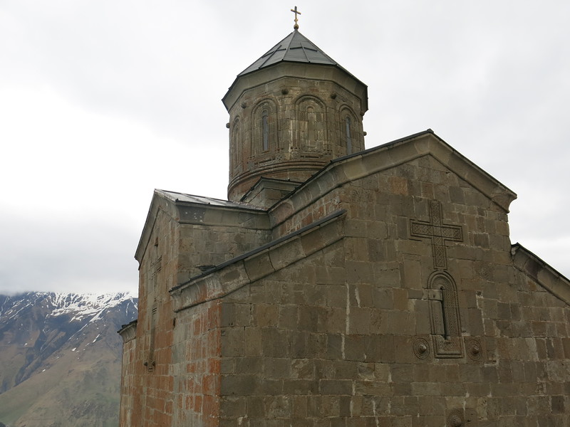 Gergeti Holy Trinity Church
