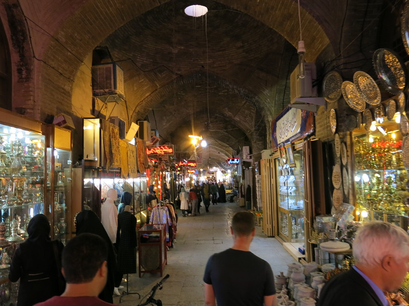Esfahan Bazaar
